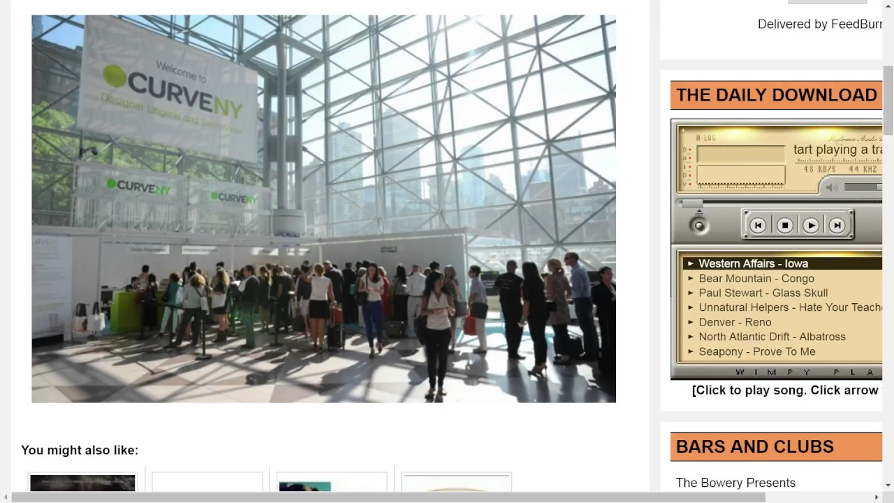 Naked Brand Group Bendon Merger and Curve expo Las Vegas New York City will ATTRACT investors buyers