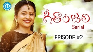 Suma's Geethanjali Serial - Epi #2 | First Telugu Serial Completely Shot In USA - Only On iDream
