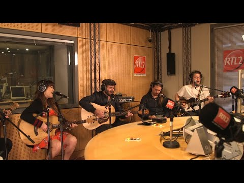 Angus & Julia Stone  Big Jet Plane  RTL2 Pop Rock Session