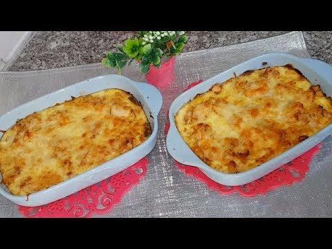 Recette Gratin de poulet aux légumes , مطبخ أم وليد Oum Walid