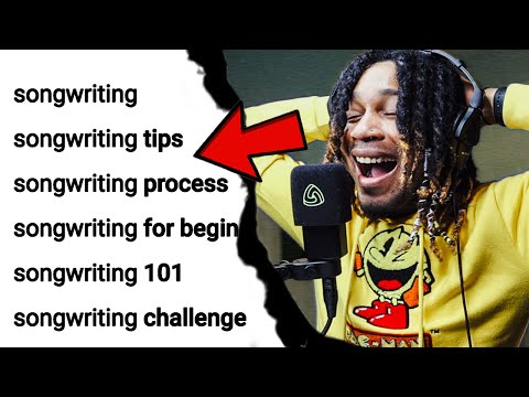 Vocal Melody Hack – Songwriting Process // Songwriting Tips