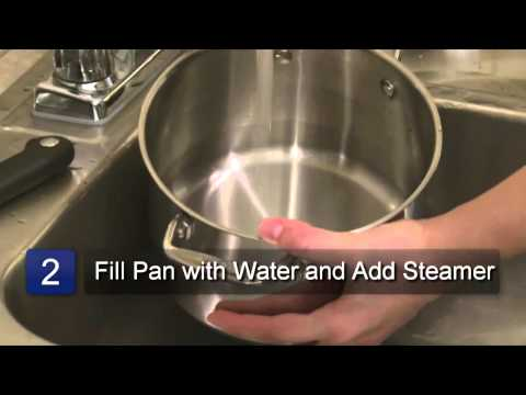 How To Steam Vegetables In A Steamer