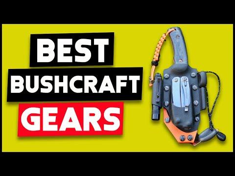Top 10 BEST BUSH CRAFT GEAR & Gadgets 2020