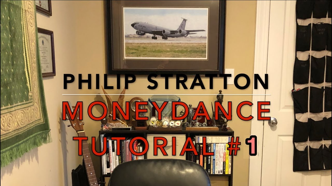 MoneyDance Tutorial #1