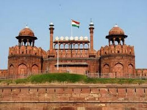 Red Fort Delhi Dilli Ka Lal Qila Youtube