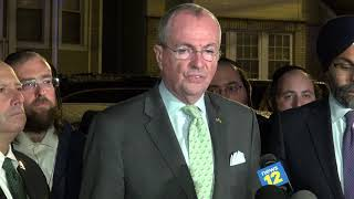 Jersey City shooting: Gov. Phil Murphy praises brave officers after fatal shootings and lockdown