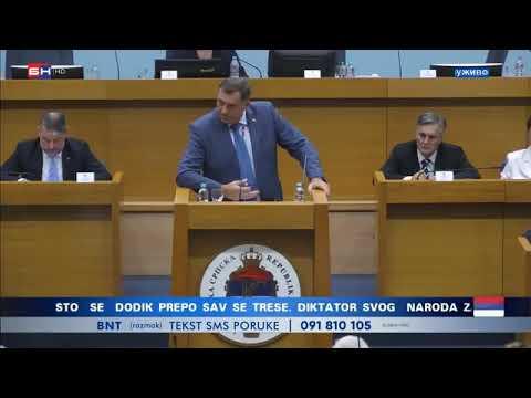 Vukan drži lekciju Dodiku da se upristoji i normalno ponaša