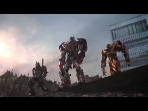 Transformers: Rise of the Dark Spark Gameplay Trailer [UK]