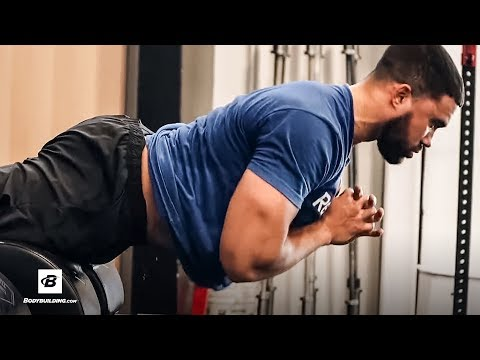 Exercises to Strengthen Glutes & Hamstrings | Adrian Conway of Brute Strength