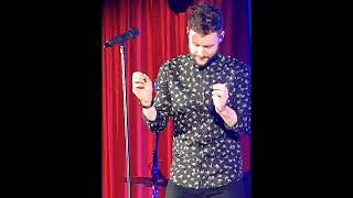 Calum Scott - Golden Slumbers/Thinking Out Loud - Glee Club Cardiff -12/03/2018