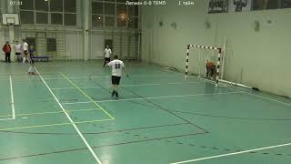 Легион ТЕМП 4 ТУР Чемпионата КЛФЛ по мини футболу сезон 2020 2021