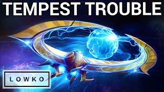 StarCraft 2: TEMPEST TROUBLE?!