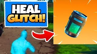 SO HEILST VOUS up in 1 SECOND! HEAL GLITCH - Fortnite Battle Royale (anglais)