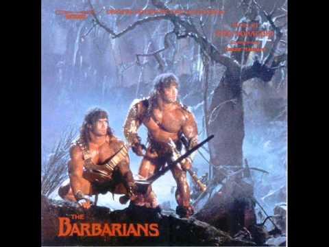 Pino Donaggio - The Barbarians - Main Titles (1987)