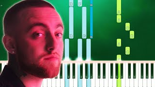 Mac Miller - Once A Day (Piano Tutorial Easy) By MUSICHELP