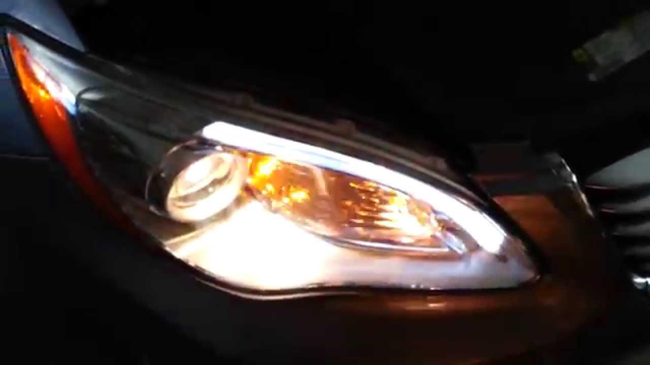 Fuse Diagram 2013 Chrysler 200 Test Headlights Install New Bulbs