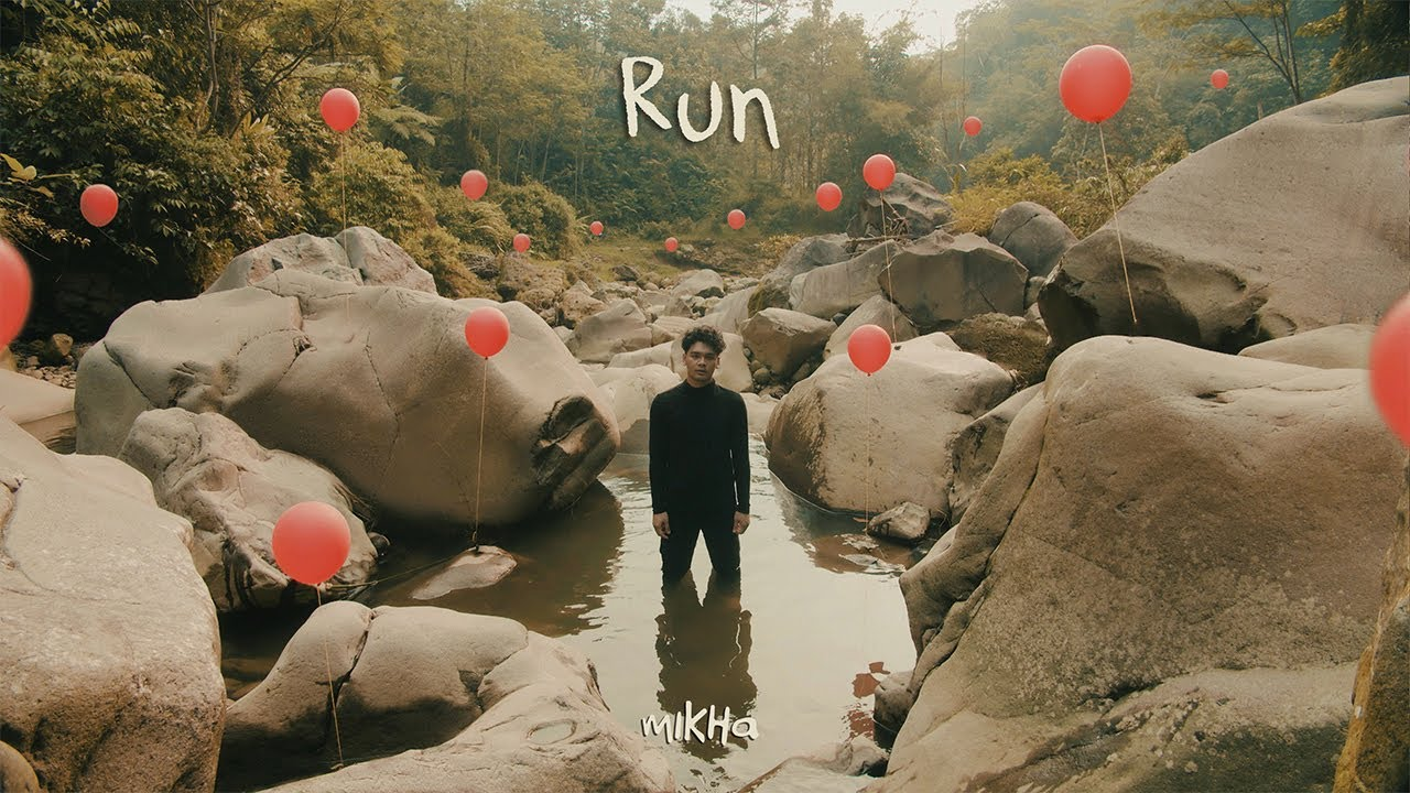 Mikha Angelo - Run (Official Music Video)