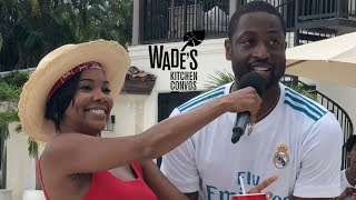 Dwyane Wade's Kitchen Convos Ep. 4: 4th of July Fellowship