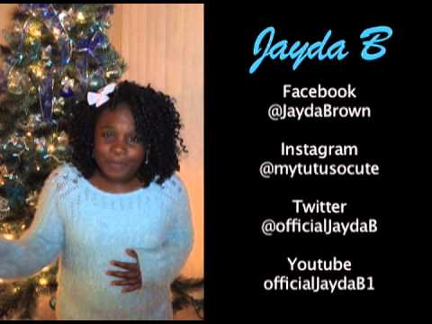Jayda Brown Holiday Message Youtube