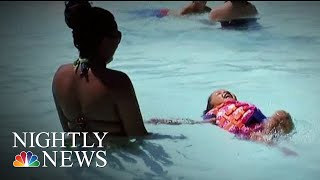 More Children Are Drowning In Open Water Than Pools, Study Shows | NBC Nightly News