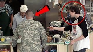 Müslüman Kasiyere Hakaret Etti, Amerikan Askeri Hi