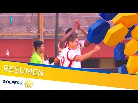 Universitario De Deportes 2-0 Juan Aurich