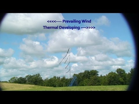 Wind Watching - Finding Thermals