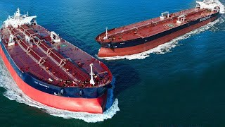 30 Biggest Ship Collisions and Mistakes Caught On Camera