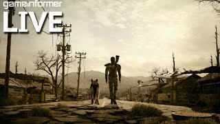 Game Informer Live - Fallout 4