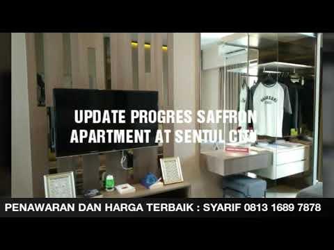 update-progres-pembangunan-saffron-apartment-sentul-city