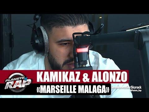Youtube: [Exclu] Kamikaz«Marseille Malaga» ft Alonzo #PlanèteRap