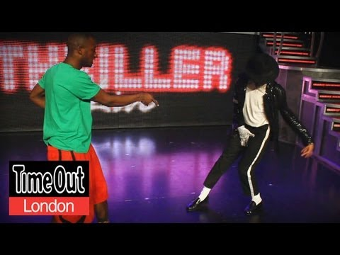 Behind the scenes at Thriller Live    Dressing Room Confessions