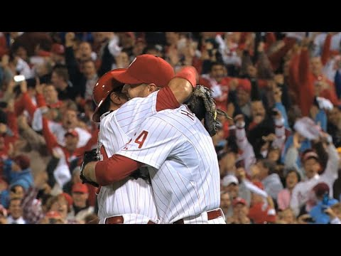 'Doctober' 6, 2010: Roy Halladay no-hits Reds in the NLDS