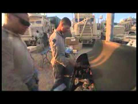 RCT-7 Provides Burgers, Steaks for Marines in Safaar