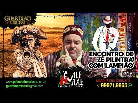 ENCONTRO DE ZÉ PILINTRA COM LAMPIÃO-GUARDIÃO OXOSSÍ
