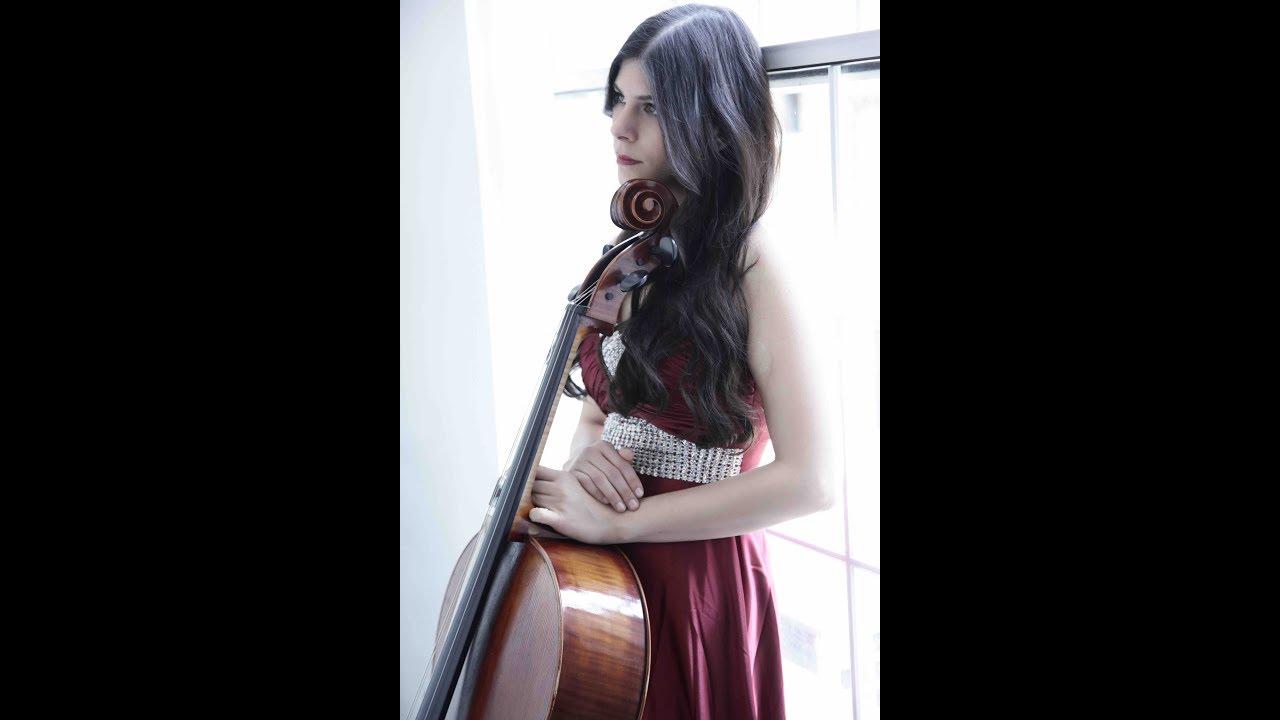 Carola Krebs - Saint Säens Cello Concerto