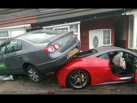 Ultimate Supercar Fails Crashes Youtube