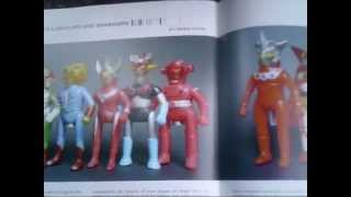 LOOK! Super7 Magazine Issue Number 1 ~ Japan Toy Culture, Kaiju, Art, Design ~ Music by Melt Banana