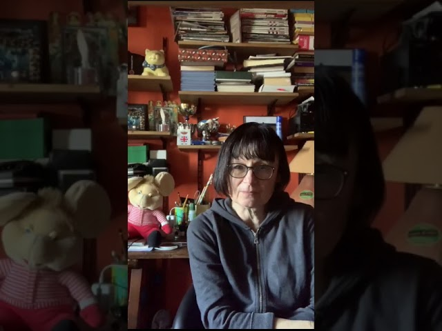 "Benedetta Centovalli legge… Emily Dickinson: ""Poesia 1763″"