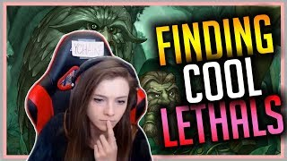 [Hearthstone] Finding Lethal in the Coolest of Ways with Safari Mage