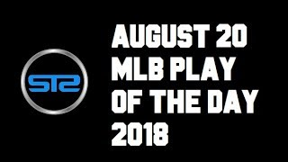 August 20, 2018 Free #MLB Pick of The Day - MLB #FreePicks Today ATS Tonight #Indians #RedSox