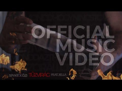 Download Spyke x Őzi - Tűzvirág feat. Jella (OFFICIAL MUSIC VIDEO)