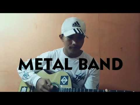 Apa salahku - Metal Band (Cover By Akmal Farhansyah) Acoustik