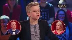 """Sympaattinen 12-vuotias Daniel esiintyy useammin kuin Riku Nieminen! """"Parikymmentä keikkaa vuodessa"""""""