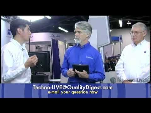 TechnrazziLIVE with Carl Zeiss Industrial Metrology: Submicron Accuracy & Surface Measurement