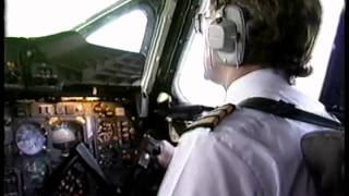 CONCORDE and RED ARROWS flying over QE2 HD.wmv