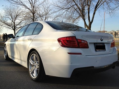 2013 BMW 535i MSport (F10) - Detailed Review Of My Car