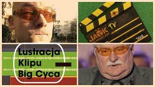 Lustracja klipu Big Cyca