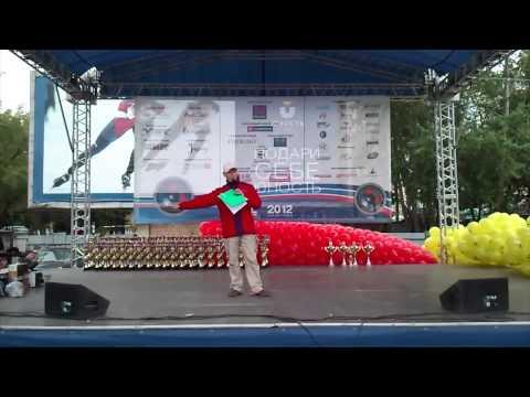 Сергей Хрусталёв чемпионат России по автозвуку и тюнингу