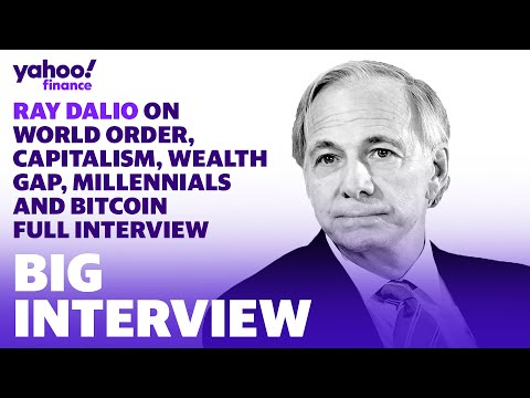Ray Dalio's introspective look at financial world order, inequality and capitalism: Full interview